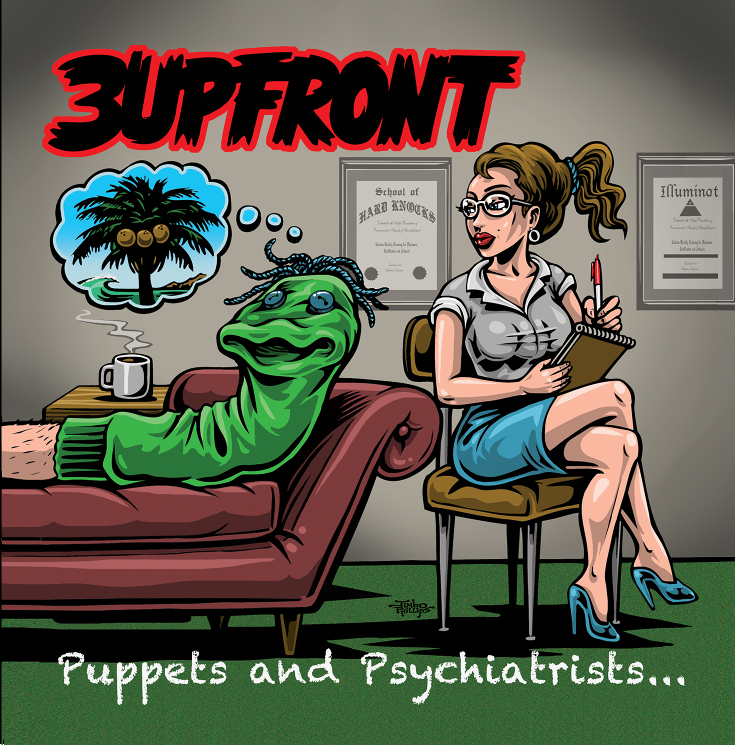 Puppets and Psychiatrists